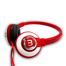 Hot headphones with mic line can be extended mobile phone headset rotary game music headset manufacturers promotion