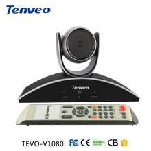 Tenveo  2.1 mega pixels Fixed focus 1080P 720P full HD usb plug and play  conference camera Support Skype,MSN,Lync