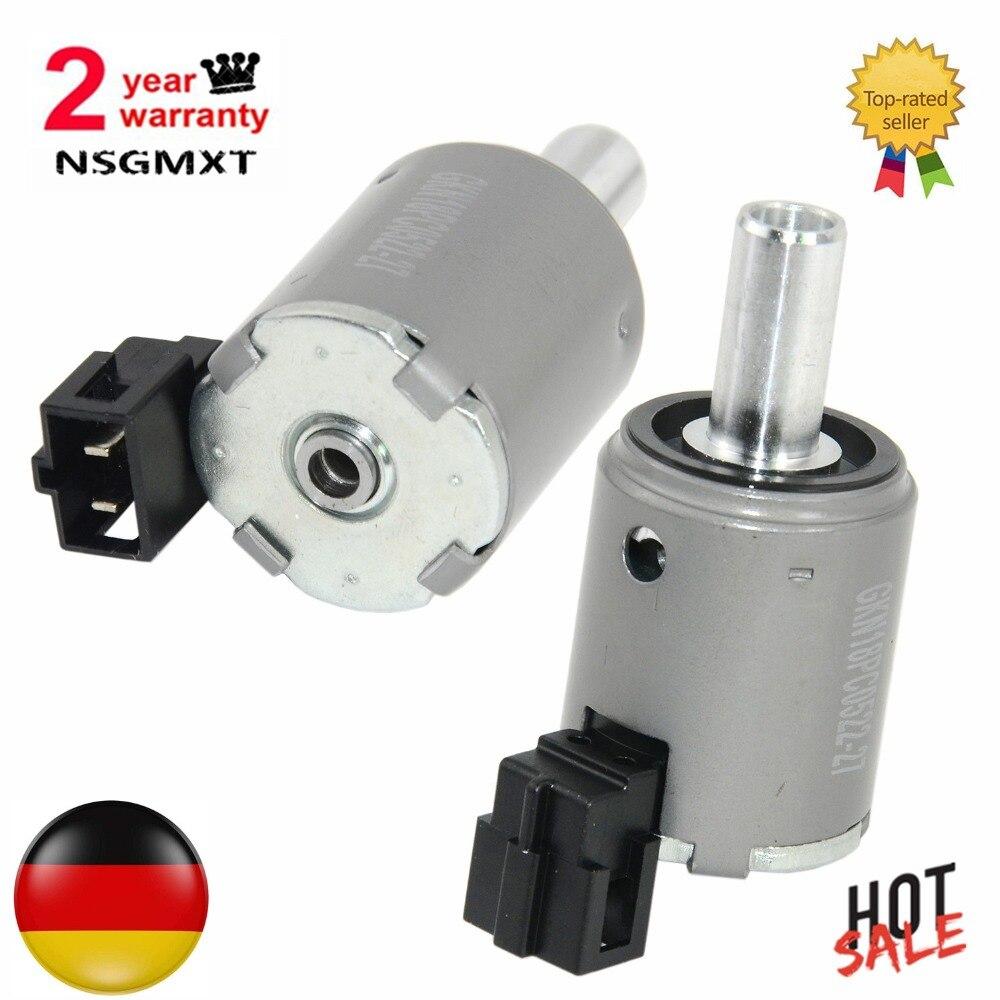 Citroen C3 Picasso Automatic DPO//AL4 Pressure Regulator /& Lock Up Solenoid x2