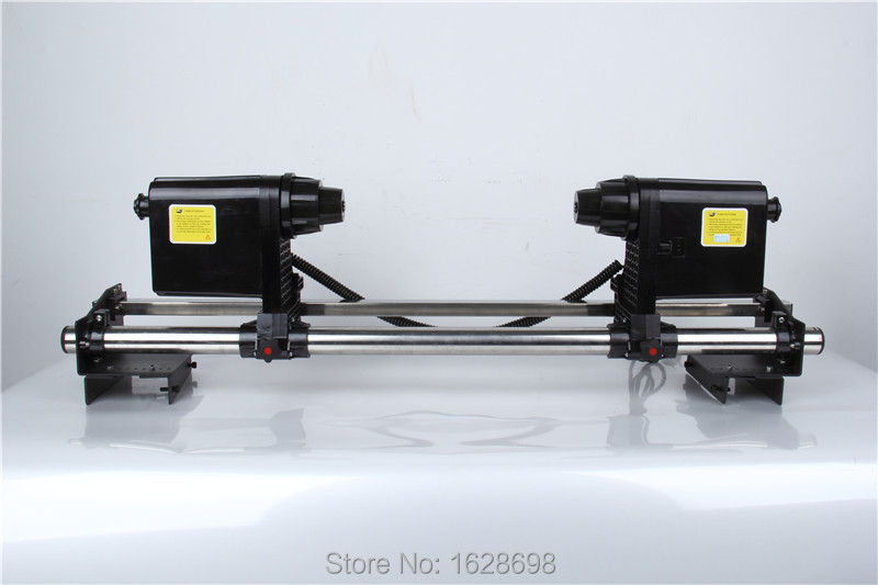 paper pickup roller for RE640/1604(powerful Roland /Mimaki /Mutoh two motors) without support legs/pipes/tube