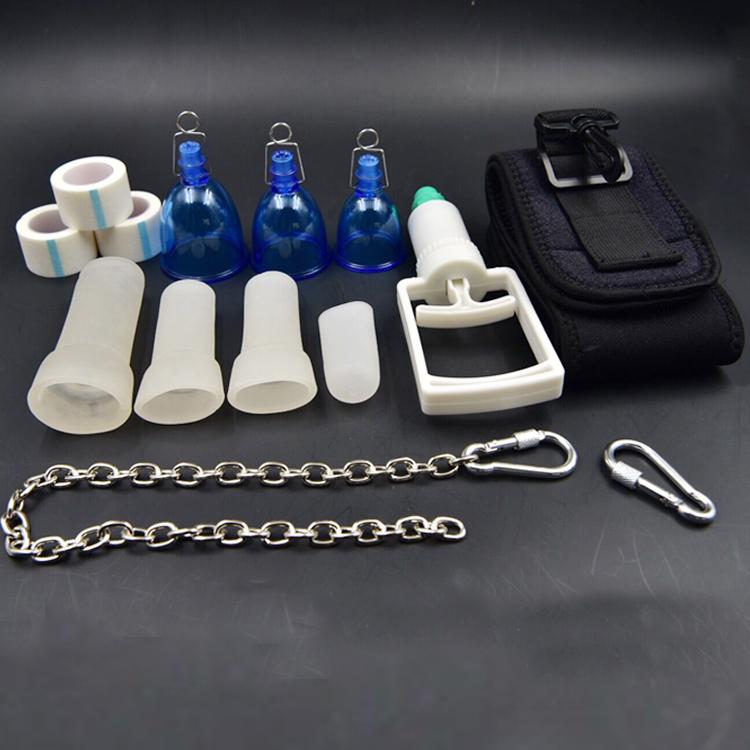 Vacuum Size Master Pro Male PENIS ENLARGEMENT Stretcher Extender Enlarger Enhancement Pump SizeMaster penis enlarger sex toys 3