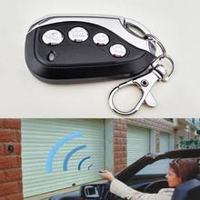 Universal Wireless Remote Control 4 Buttons 315MHz/433MHz Copy Cloning Electric Garage Door Security Alarm Controller Key(China)