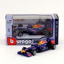 BBurago/1:43 Car/F1 Red Bull Infiniti Racing Team/RB9 Car/Diecast Educational Collection/Model/Children/Delicate Gift