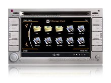 For VolksWagen VW Passat B5 2000~2005 - Car GPS Navigation System + Radio TV DVD iPod BT 3G WIFI HD Screen Multimedia System(China)