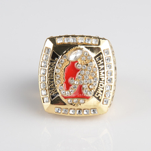 Replica National College 2011 Alabama Crimson Tide  High Quality Championship Ring Size 11