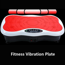 O002 free shipping high quality vibration plate exercise, body vibration plate, vibration plate fitness(China)