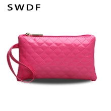 SWDF Hot Women Makeup Case Cosmetic Bag Lady Toiletries Travel Jewelry Organizer Clutch Bag Women Portable Cute Free Shipping