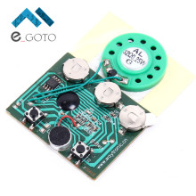 30secs 30S Key Control Sound Voice Audio Recordable Recorder Module Chip Programmable Music Board For Greeting Card DIY Gifts(China)