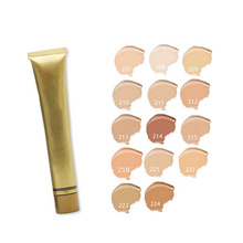 Waterproof High Covering Concealer Cream Makeup Foundation Contour Film Studio Cover HJL2017