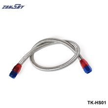 TANSKY- Universal Oil Feed Kit 1meter Stainless Steel Braided hose - AN10 fittings TK-HS01