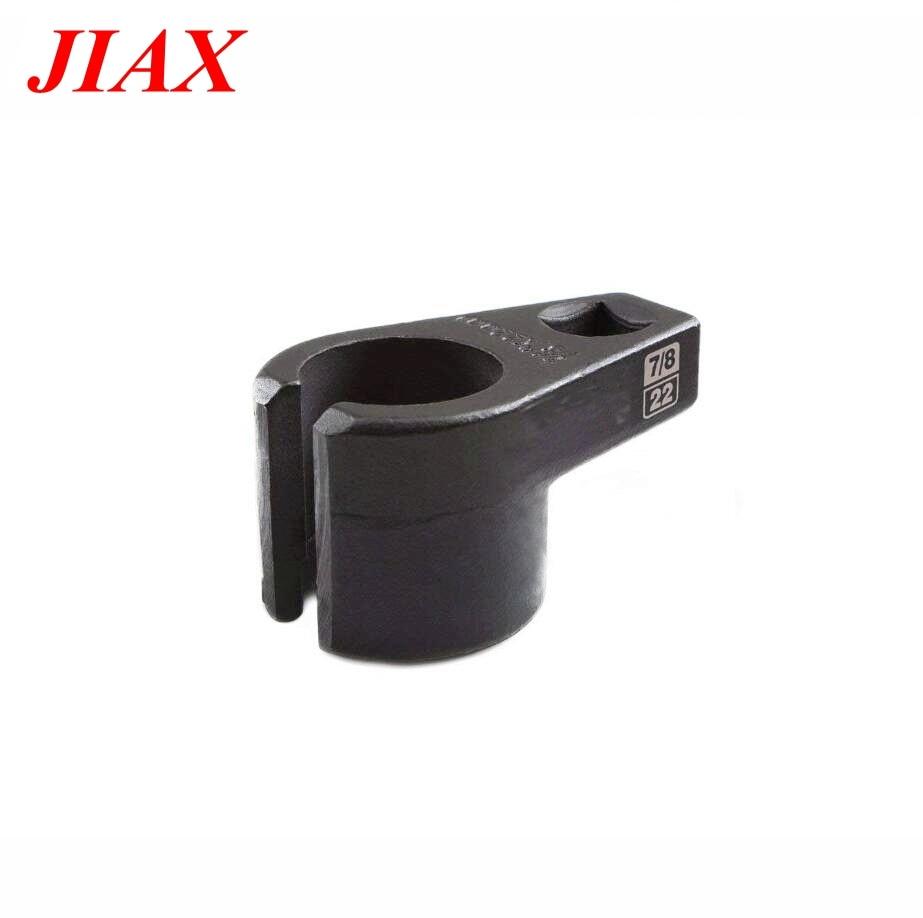 Auto Car Professional Oxygen Sensor 22mm 3//8/'/' Square Drive Removal Socket Tool