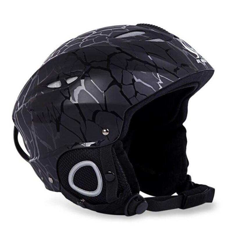 Brand Professional CE Certification Adult Ski Helmet Man Women Skating Skateboard Snowboard Snow Sports Helmets<br>