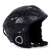 Brand Professional CE Certification Adult Ski Helmet Man Women Skating Skateboard Snowboard Snow Sports Helmets(China)