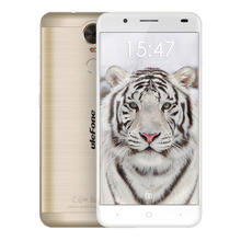 Ulefone Tiger RAM 2GB ROM 16GB mobile phone Quad Core 5.5 inch Smart phone 4200mAh Battery cell phone long standby black grey