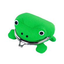 30 PCS/lot Naruto Frog plush toys Wallet Light  For Girl 12CM