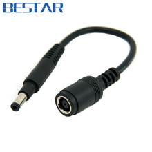DC 7.9*5.4mm Lenovo Ultra slim DC audio Jack to HP Dell 4.8*1.7mm laptop charger Plug adapter Cable 20cm For Laptop