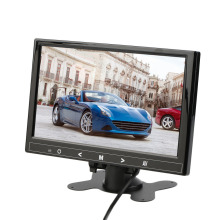 Simple Operation Design Stable Performance 9 in Super Thin Automobile Car LCD Display DVD Reversing Front View Monitor