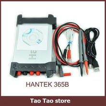 Free shipping NEW HANTEK 365B PC Based USB Data Logger Recorder True RMS Digital Multimeter FOR Voltage Current Diodes