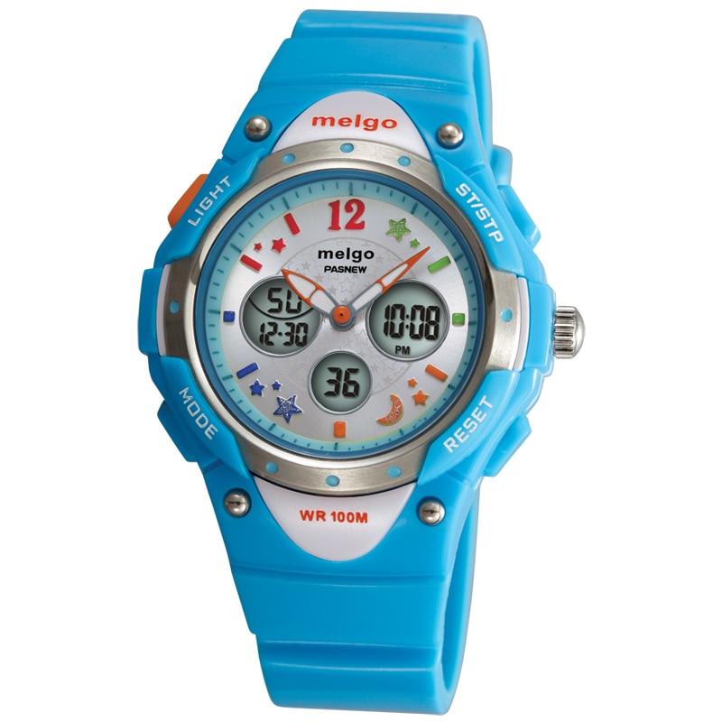 PASNEW Brand 100M Waterproof Kids Watches Boys Digital Quartz Watch Boy And Girl Student Wristwatche New Christmas gift<br><br>Aliexpress