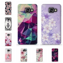 For Samsung Galaxy A3 2016 Case Silicon Cover for Samsung Galaxy A5 2016 Phone Case for Samsung Galaxy for A3 A5 A7 2015 Covers(China)