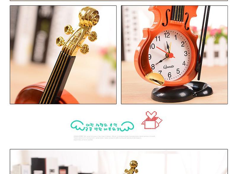car digital clock lit parapluie pendulum of clock small desk clock clock for desk islamic wall clock retro wall clock mechanical table clocks table date (4)