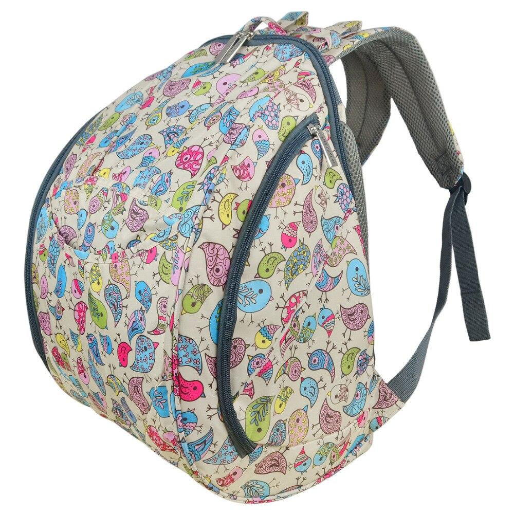 2016 Multifunctional Bolsa Maternidade Baby Diaper Bags Baby Nappy Bags Mummy Maternity Bag Lady Handbag Shoulder Backpack<br><br>Aliexpress
