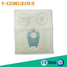 10Pcs vacuum cleaner dust bag fit for Genuine Bosch Vacuum Cleaner Hoover Dust Bags Type P 468264 461707(China)