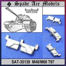 Spade Ace 1/35 35139 Metal Track M60/M48 T97(China)