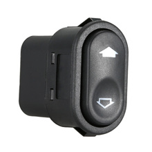 Car Style Electric Window Switch Driver Side Front/Rear Window Lifter Switch for Ford Fiesta 2004-2008
