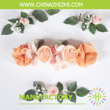 best selling products in africa cute beautiful flower hair accessories elastic hairband designer fashion boutique(China)