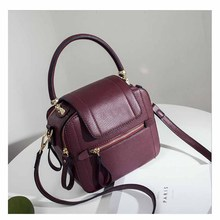 2018 autumn and winter new bag Messenger bag mini shoulder bag Japan and South Korea retro bag(China)