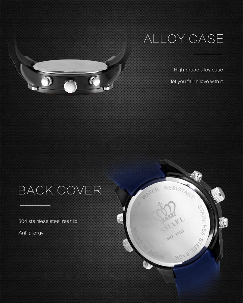 6 big watch for men