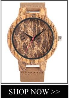 ธรรมชาติไม้นาฬิกาแฮนด์ 14