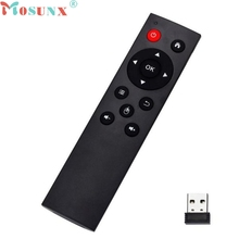 ecosin2Mosunx  2.4G Wireless Air Mouse Keyboard Remote Control for PC TV Android TV Box HTPC 10M Operation Distance MAY1317mar23