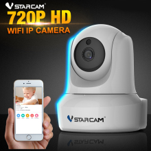 Vstarcam HD 720P IP Camera Wi-Fi Surveillance Night Vision Audio CCTV Cam Security Network IP Kamera Wireless Baby Monitor c29(China)