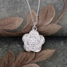 925-sterling-silver Necklace 925 jewelry silver Pandant Fashion Jewelry OKWRPRJP(China)