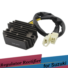 12v Motorcycle Regulator Rectifier Voltage for Suzuki GSXR400 GK76A 1990-1995 GS500 1989-2003 GS500E 1989-2000 DR650S 1990 1991