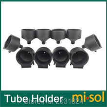 10 units Plastic tube holder for 58 glass tube, for solar water heating system(China)