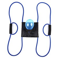Outlife New Handy Rope Muscle Developer Puller Resistance Bands Water Ball Launcher Summer Water Sports Tools with Balloons(China)