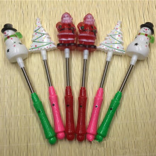 2017 Santa Claus Snowman Flashing Stick LED Lighting Christmas Sticks Children Gift Toys Christmas Birthday Glow Party Supplies