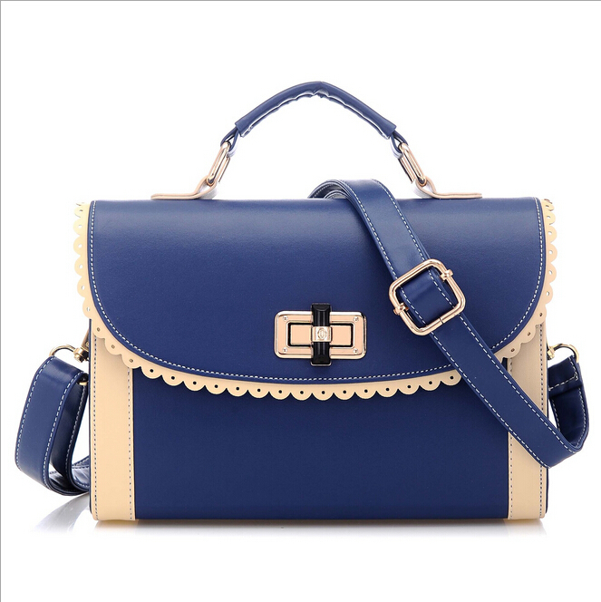 2016 new ladies crossbody bags fashion women handbags vintage cute women messenger bags Candy-colored lace women bag dh124<br><br>Aliexpress