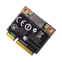 Atheros AR5B22 AR9462 802.11a/b/g/n half Mini PCI-E 2.4G/5G Wifi Bluetooth 4.0 Wireless card for  HP SPS 676786-001