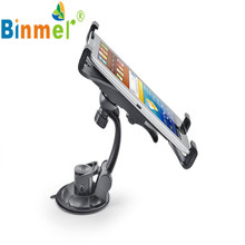 2016 Hot New Universal Car Windshield Mount Holder Stand for iPad 2/3/4/5 Galaxy Tablet PCs support de telephone portable SP27