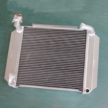 Good radiator hold your car styling ALUMINUM ALLOY RADIATOR For MG MGA 1500 1600 1622 DE LUXE 1955-1962(China)