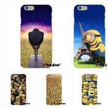 Despicable Me Gru Minions Army Soft  Case Silicone For Huawei G7 G8 P8 P9 Lite Honor 5X 5C 6X Mate 7 8 9 Y3 Y5 Y6 II