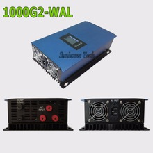 1000W wind grid tie inverter for 3 phase AC wind turbine generator MPPT Pure Sine Wave with LCD&Dump Load resistor,22-60V/45-90V