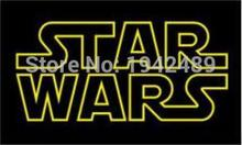 3x5ft Star Wars flag, metal hole 100D polyester quality free shipping