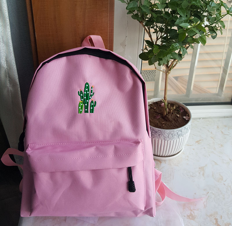 canvas school bag backpack (6)