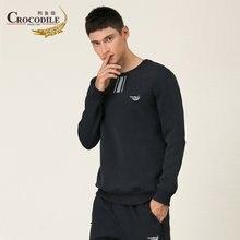 Crocosport otoño sudaderas con capucha térmica entrenamiento ejercicio suéteres  ropa deportiva masculina para hombres Gym Sweatershirt 725f40574ad1d