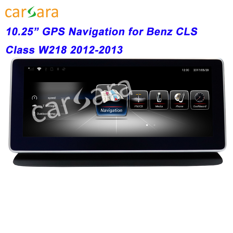10.25 nagivation forCLS Class W218 2012-2013 1
